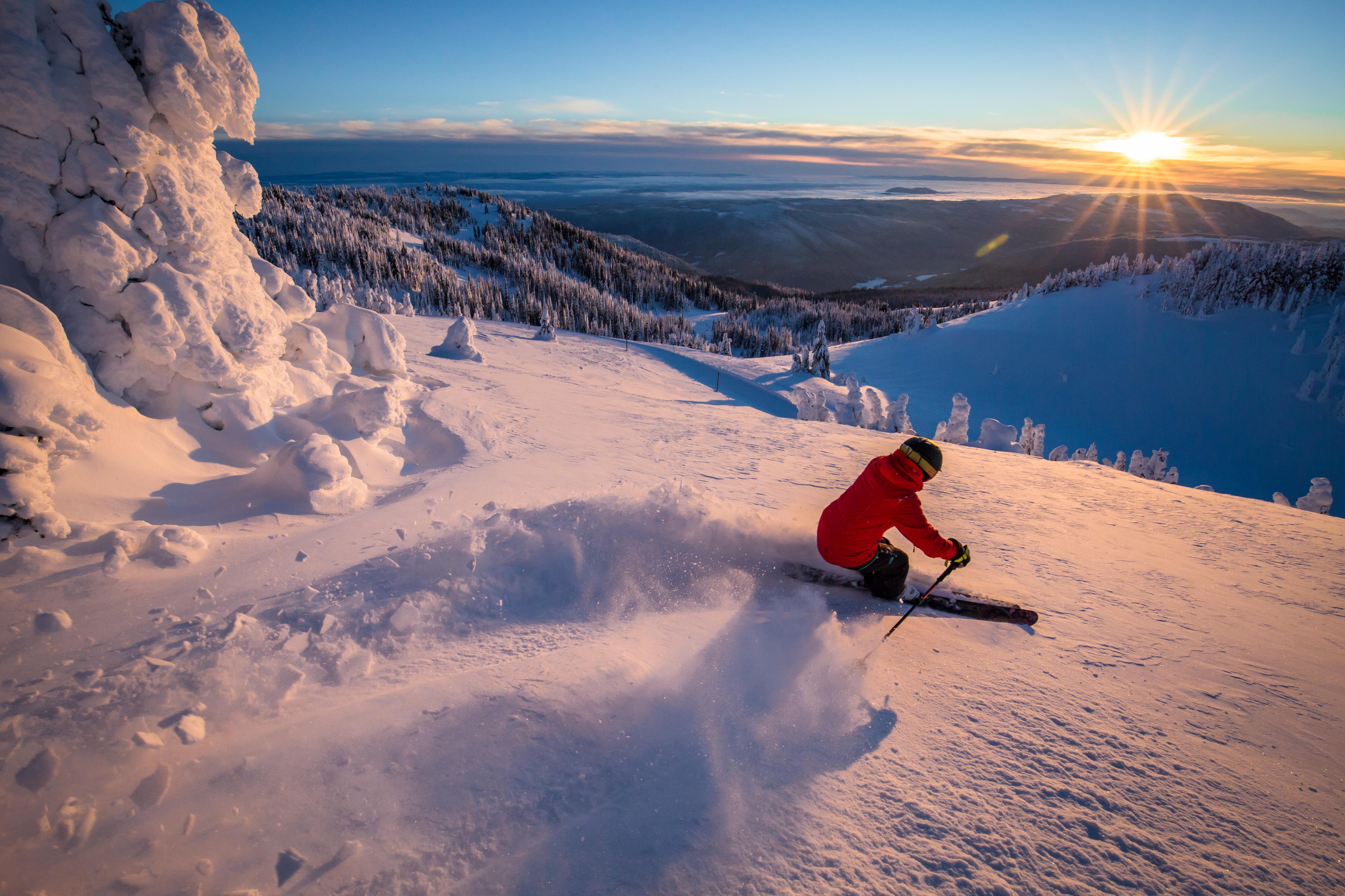 skican | sun peaks ski resort | ski destinations in western canada