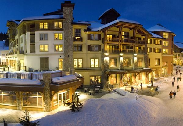 Sun Peaks Grand Hotel and The Residencese