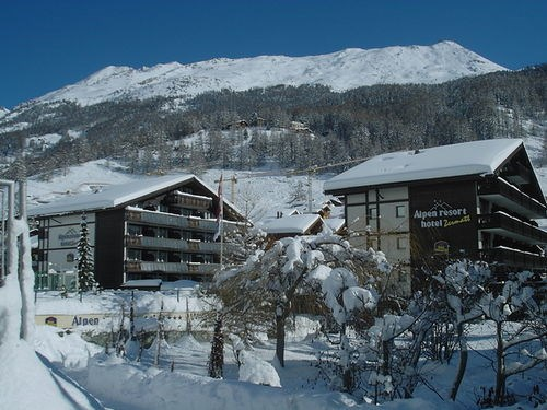 Best Western Alpen Resorte