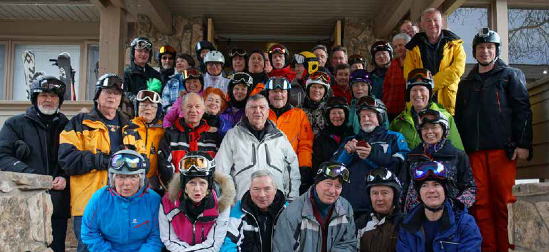 Barry Burke Ski Club enjoying Aspen Snowmass 2017